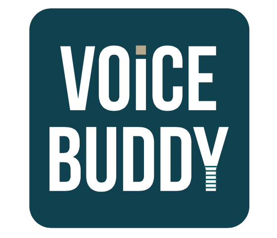 Voice Buddy app